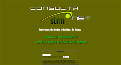 Preview of consulta.strm.net
